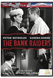 The Bank Raiders Poster