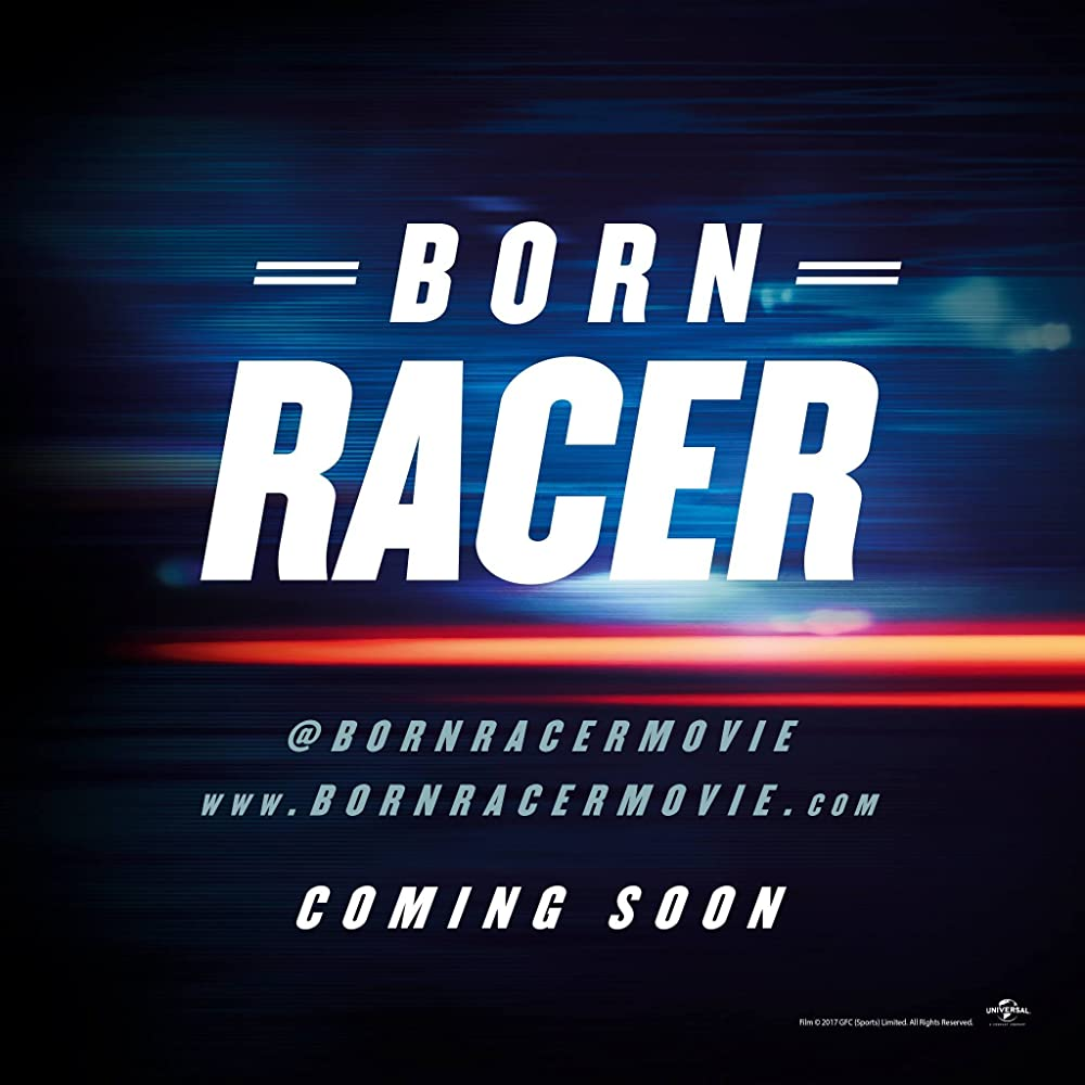 Born Racer Movie Poster