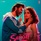 Sunny Kaushal and Radhika Madan in Shiddat (2021)