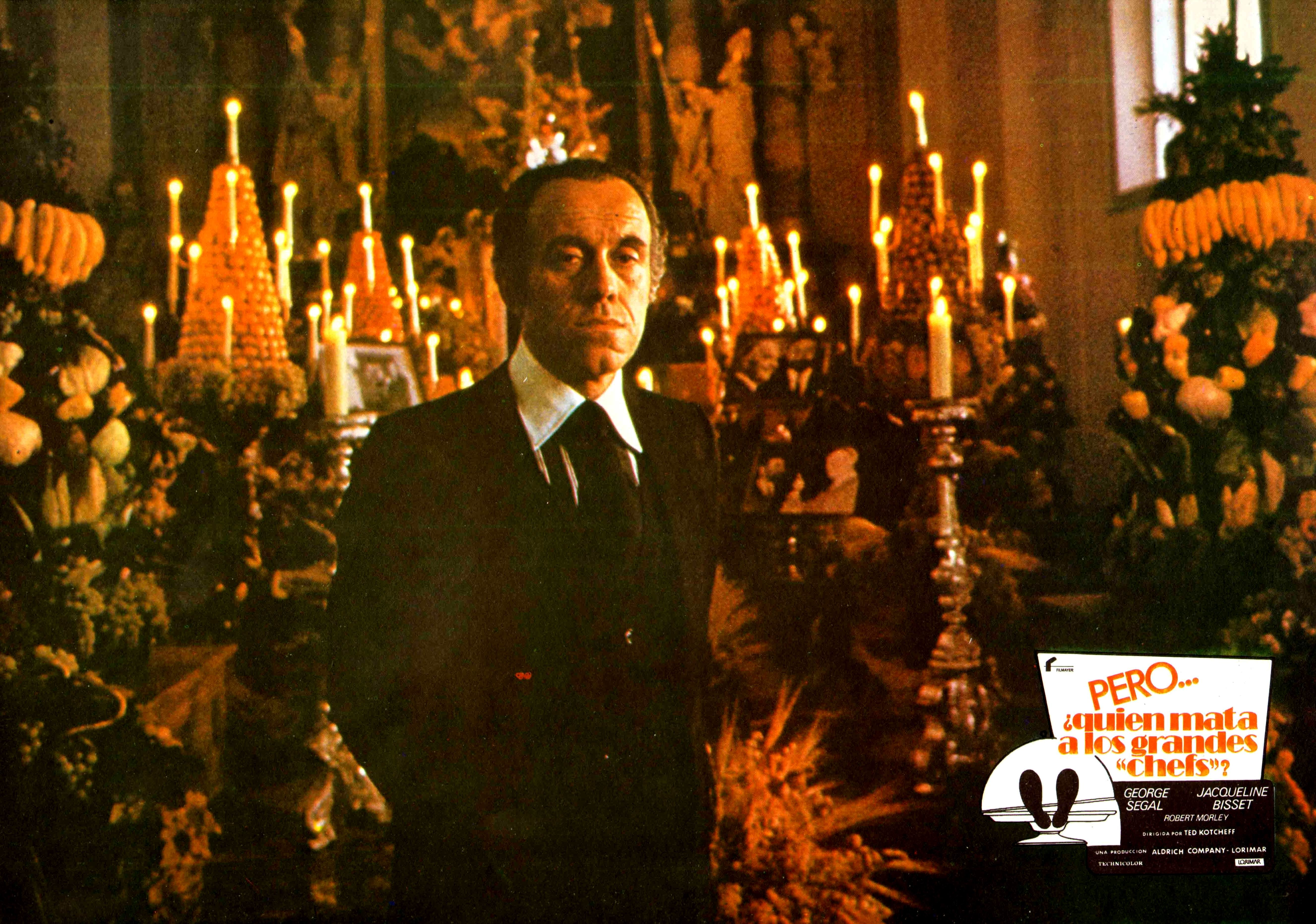 Jacques Balutin in Who Is Killing the Great Chefs of Europe? (1978)