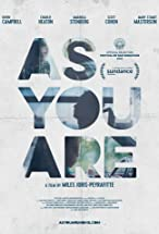 Primary image for As You Are