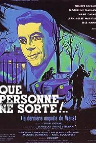 Que personne ne sorte (1964)