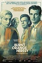 The Burnt Orange Heresy (2019) Poster