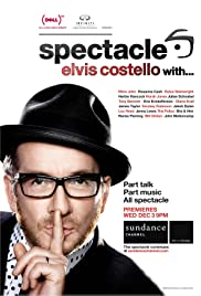 Spectacle: Elvis Costello with... Poster
