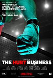 The Hurt Business (2016) Poster - Movie Forum, Cast, Reviews