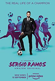 The Heart of Sergio Ramos Poster