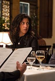 Andy Samberg and Stephanie Beatriz in Brooklyn Nine-Nine (2013)