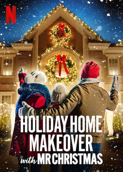 聖誕先生:佳節居家大改造   awwrated   你的 Netflix 避雷好幫手!