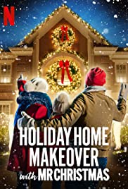 Holiday Home Makeover with Mr. Christmas Poster