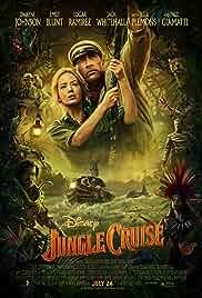 Jungle Cruise (2021) HDRip English Full Movie Watch Online Free