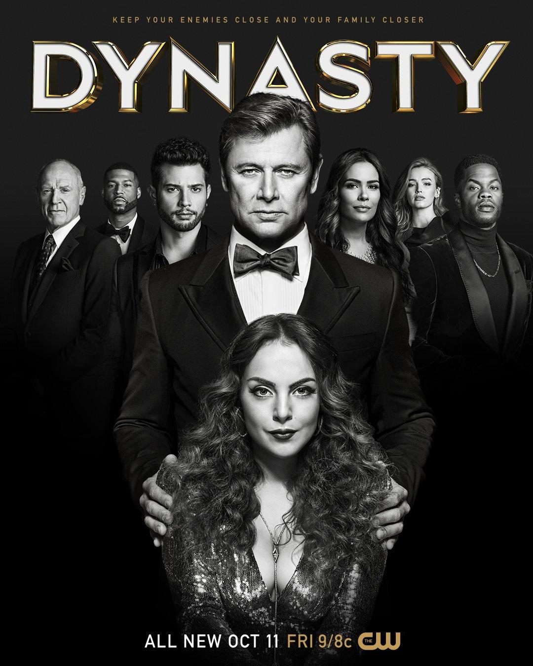 Dinastija (3 Sezonas) / Dynasty Season 3