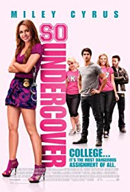 Kelly Osbourne, Miley Cyrus, and Eloise Mumford in So Undercover (2012)