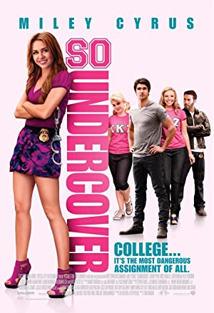 Download So Undercover (2012) {English With Subtitles} BluRay 720p [600MB] || 1080p [1.3GB]