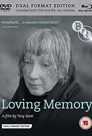 Loving Memory(1971) Poster - Movie Forum, Cast, Reviews