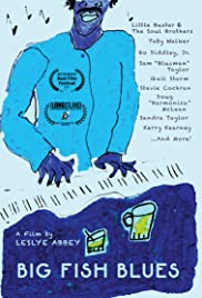 Big Fish Blues Poster