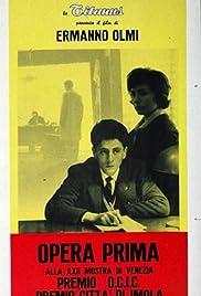 Il Posto(1961) Poster - Movie Forum, Cast, Reviews