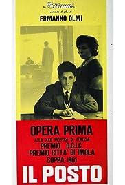 Download Il posto (1962) Movie