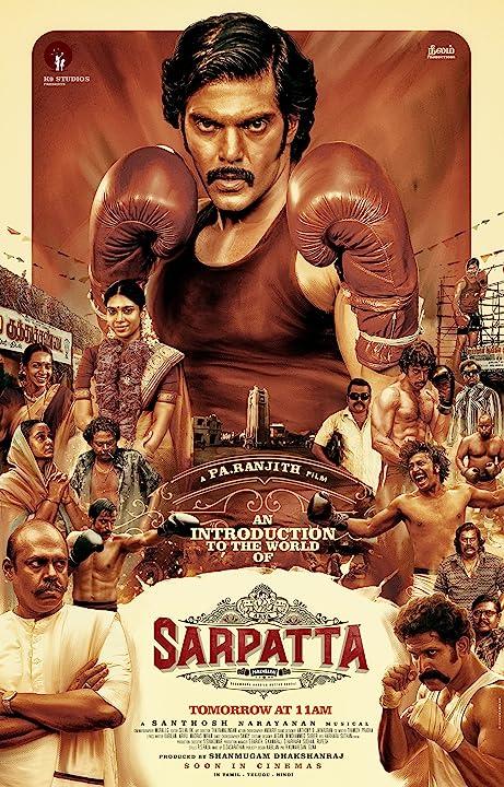 Sarpatta Parambarai (2021) Hindi Dubbed