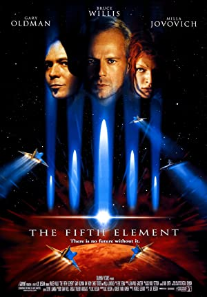 Permalink to Movie The Fifth Element (1997)