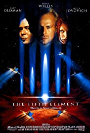 The Fifth Element (1997) Poster - Movie Forum, Cast, Reviews
