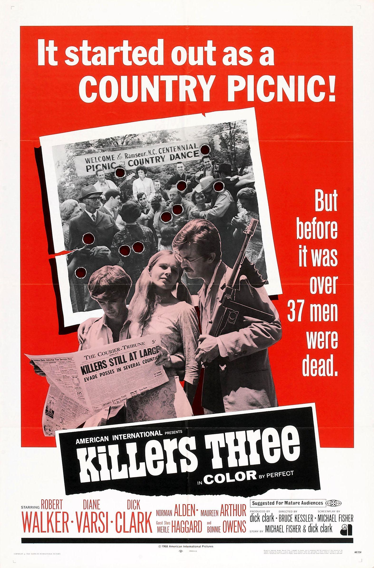 38cc9936371a6 Killers Three (1968) - IMDb