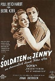 Soldaten og Jenny Poster