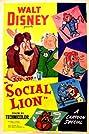 Social Lion (1954) Poster