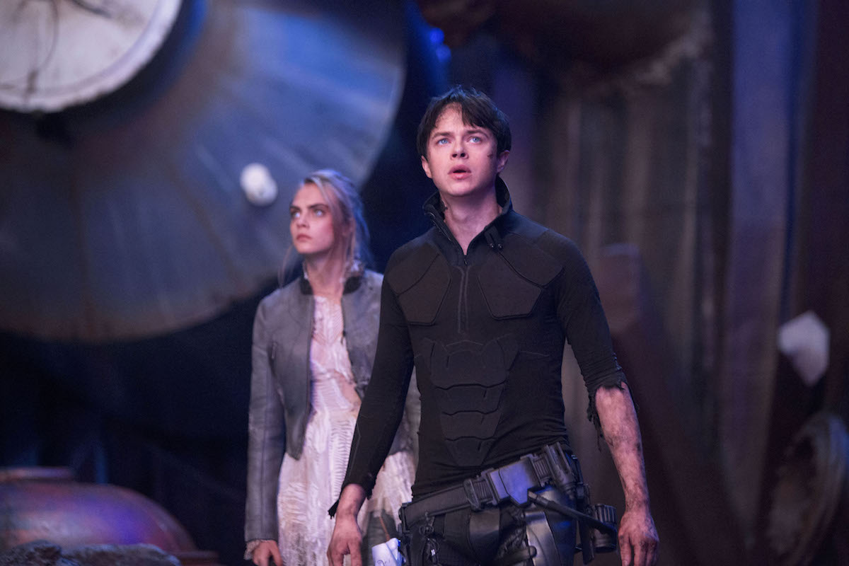 Film Valerian And The City Of A Thousand Planets 2017 Tribunnewswiki Com Mobile
