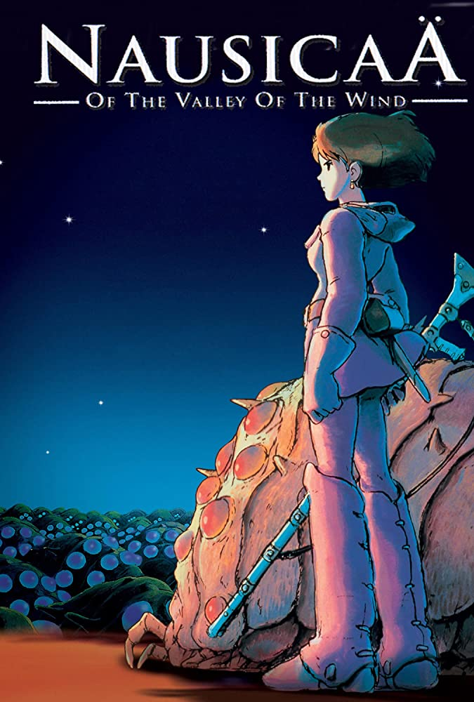 Nausicaä of the Valley of the Wind(1984)