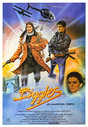 Biggles: Adventures in Time Poster Image