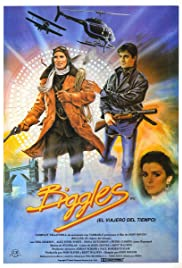 Biggles: Adventures in Time Poster