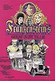 Frankenstein's Great Aunt Tillie Poster