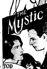 Aileen Pringle and Conway Tearle in The Mystic (1925)