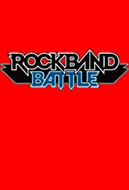 Rock Band Battle Poster