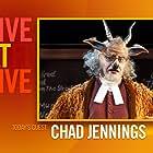 Chad Jennings in Broadway.com #LiveatFive (2015)
