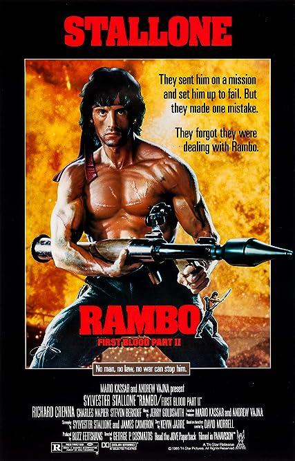 Rambo II Der Auftrag