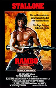 Rambo: First Blood Part II USA