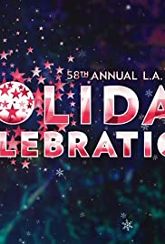 58th Annual L.A. County Holiday Celebration Poster