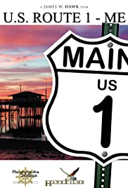 U.S. Route 1 - ME Poster