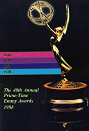 The 40th Annual Primetime Emmy Awards Poster