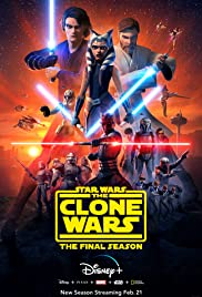 Star Wars: The Clone Wars Poster - TV Show Forum, Cast, Reviews