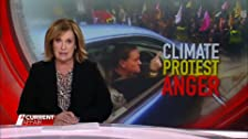 Climate Protest Anger