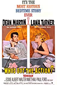 Who's Got the Action? (1963) Poster - Movie Forum, Cast, Reviews