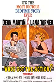 Who's Got the Action? (1962) Poster - Movie Forum, Cast, Reviews
