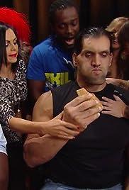 SmackDown Thanksgiving 2013 Poster