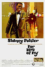 For Love of Ivy (1968) Poster - Movie Forum, Cast, Reviews