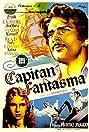 Captain Phantom (1953) Poster