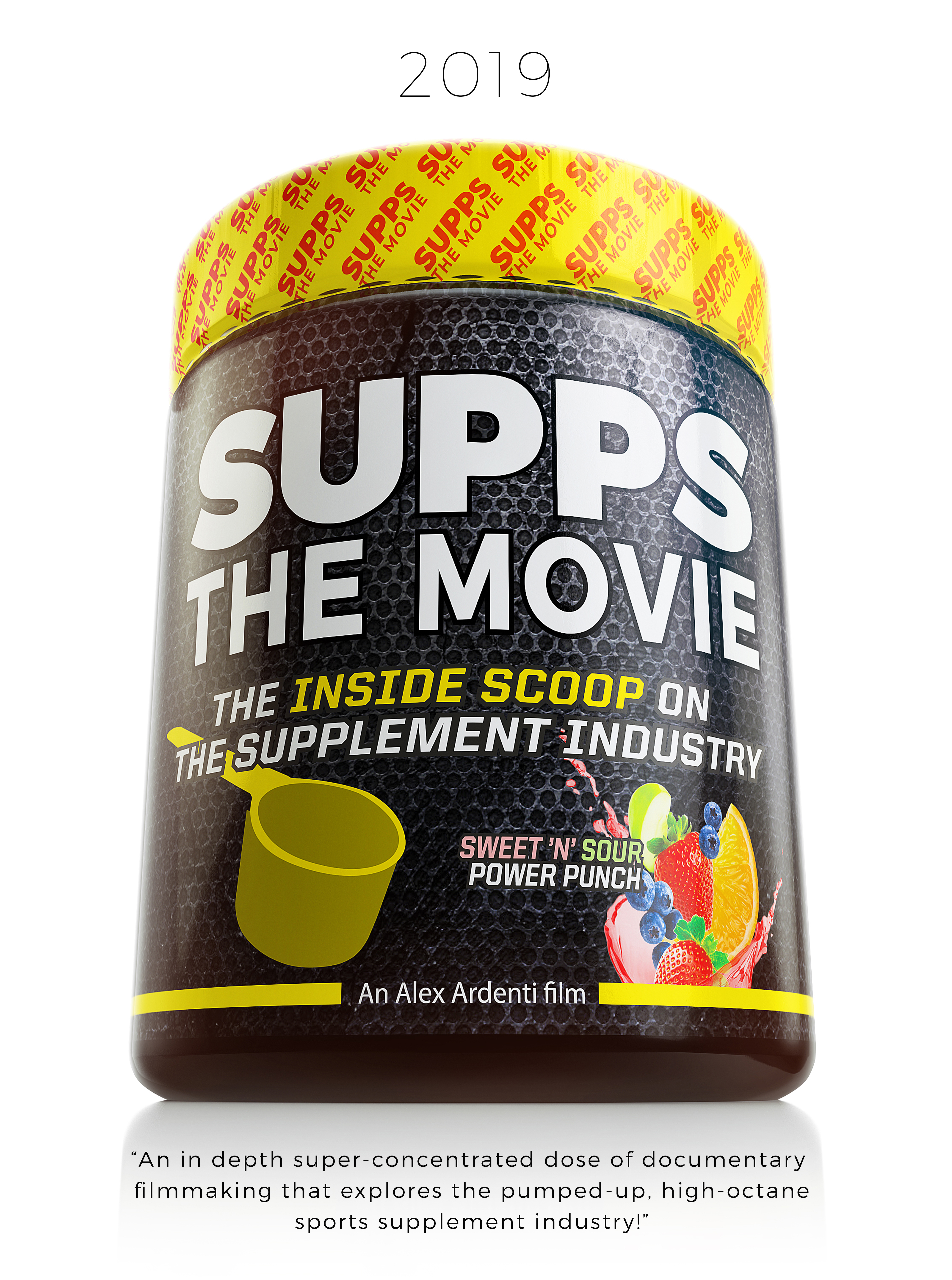 SUPPS: The Movie (2019)