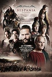 Hispania, la leyenda Poster