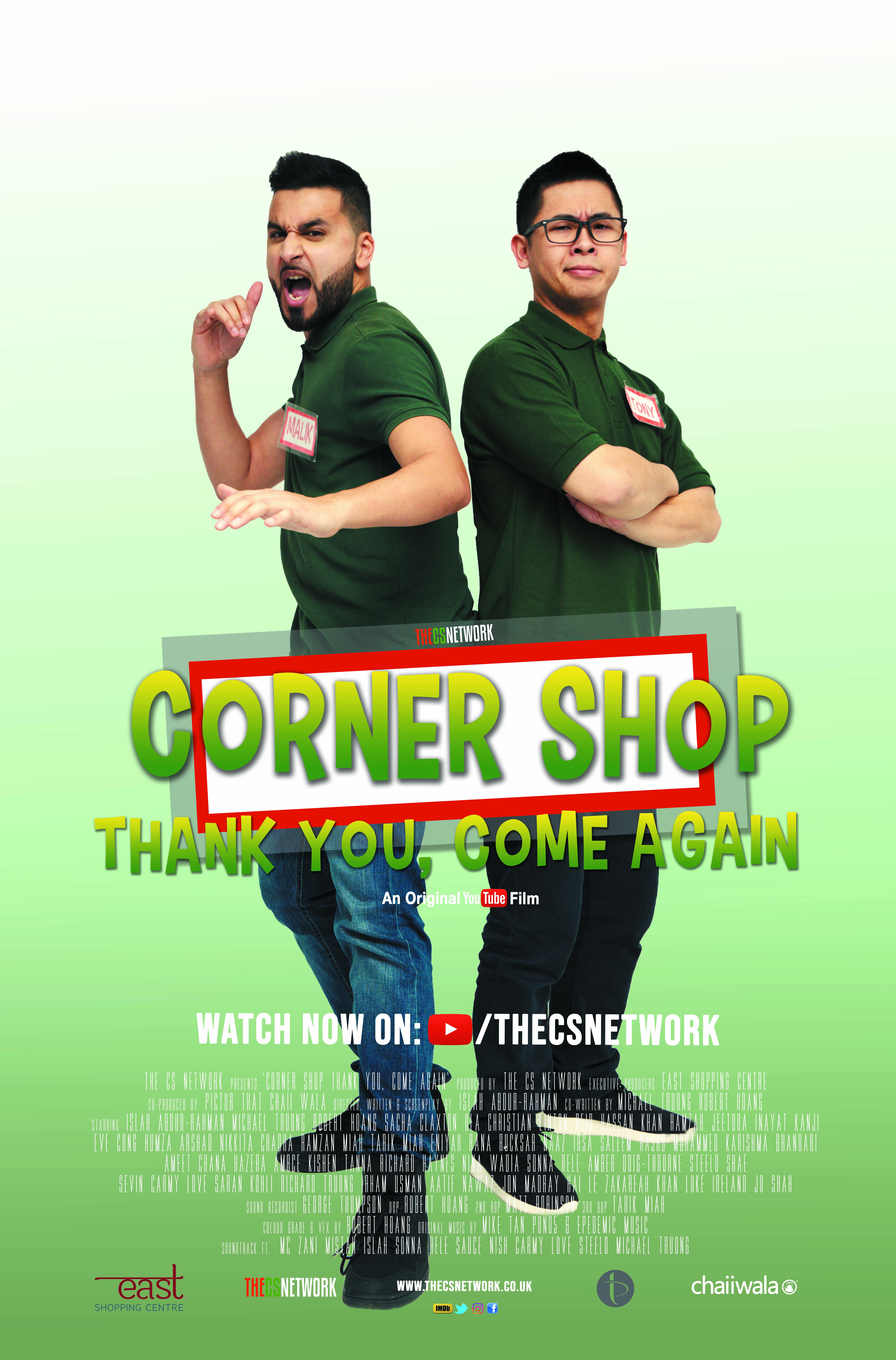 Corner Shop Thank You Come Again 2019 Imdb